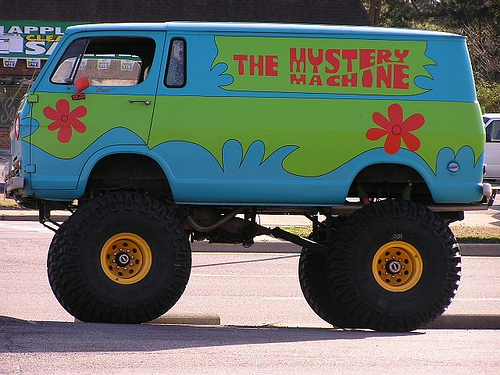 Scooby and Shaggy were always pretty high