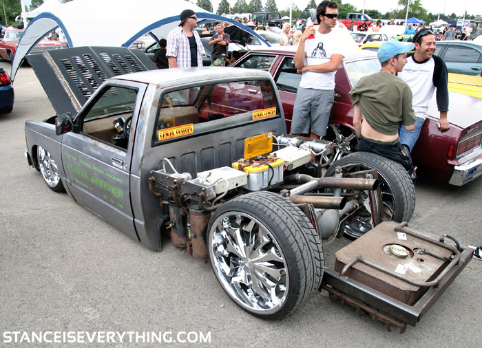 Trevor from Causal Customs has a crazy s10