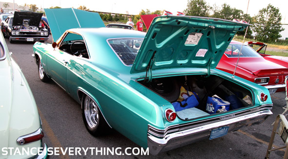 My friend says Impalas are played out, I disagree, this color pops