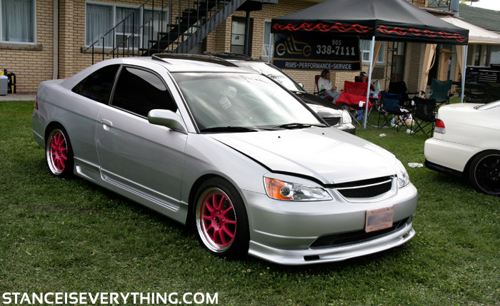 Lyndsey liked this one since she owned one of these civics