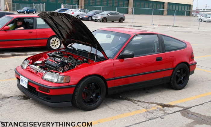 Its nice to see a clean crx every once and awhile