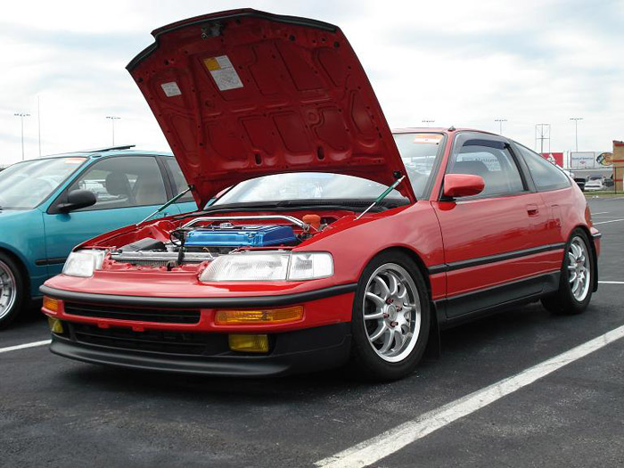 I have had a thing for crxs ever since my friend Dave did his up, this is not his though