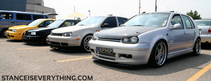 The other end of the mk4 lineup