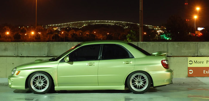 Theme Tuesdays: Low WRX's