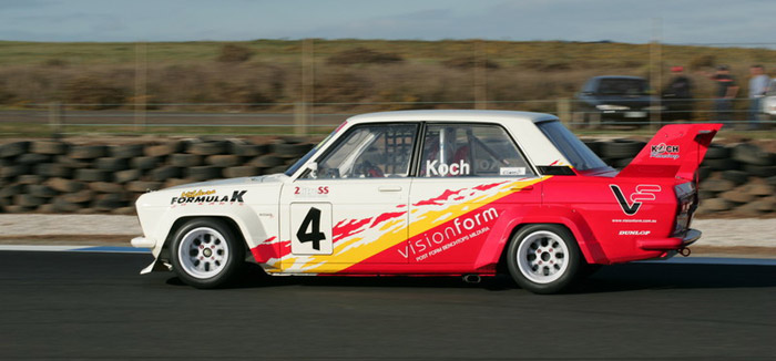 Race fitted 510