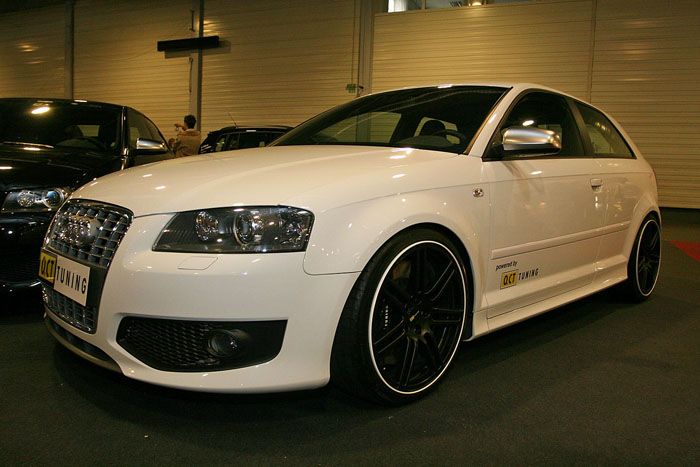 Love these Audi's