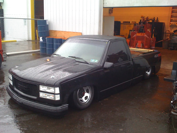 Bagged 454 ss