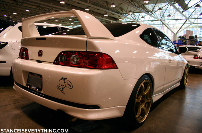 This RSX is feeling the hella flush movment