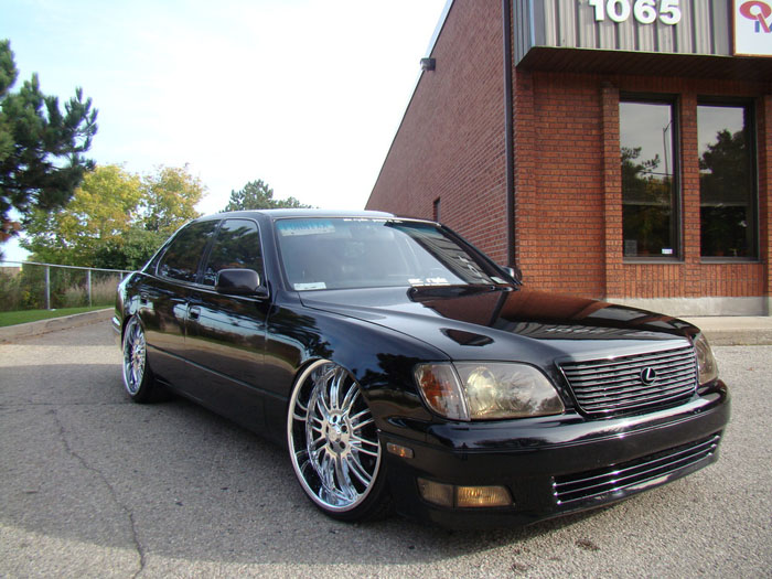 This car rides on K sport coilovers NOT airbags