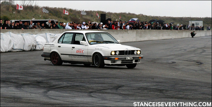 Chris reppin for the e30 crew
