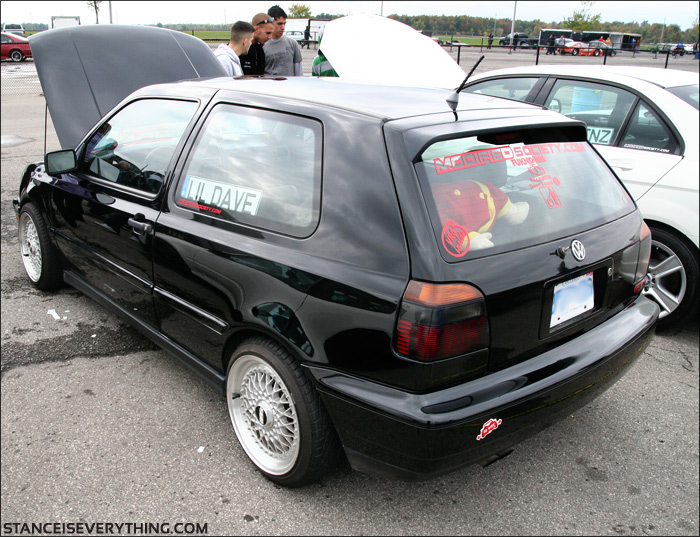 With a little more  of a drop this car would be perfect