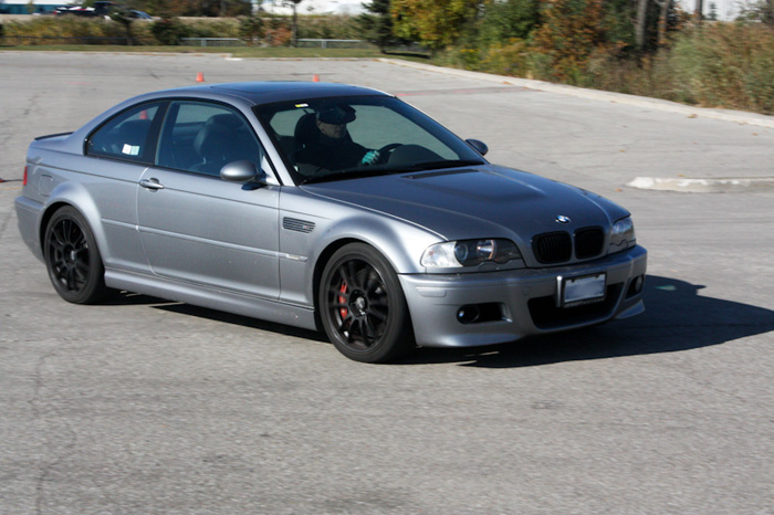 Great to see e46 m3s getting driven as well