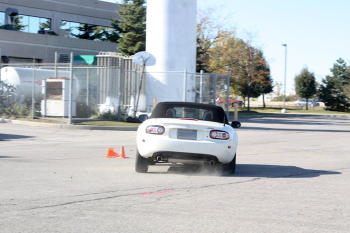 It wouldn't be an auto crss without a Miata