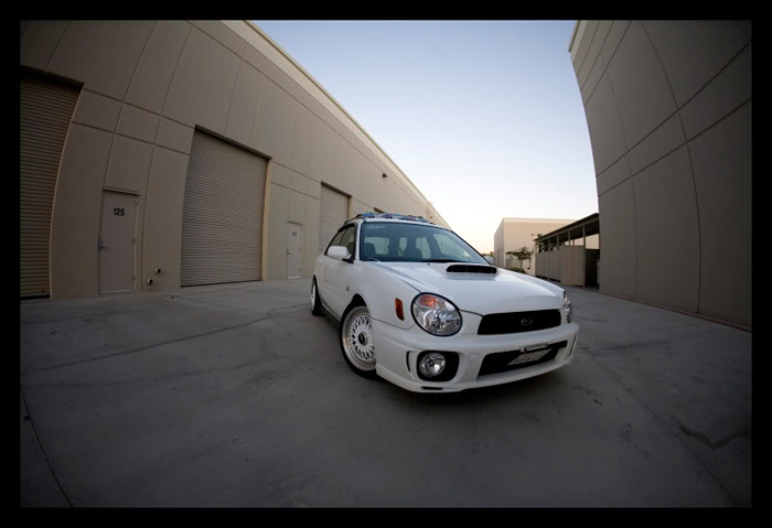 Readers Rides: Brians WRX Wagon