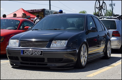 Pretty sure this is the owner of Chop Shops Jetta