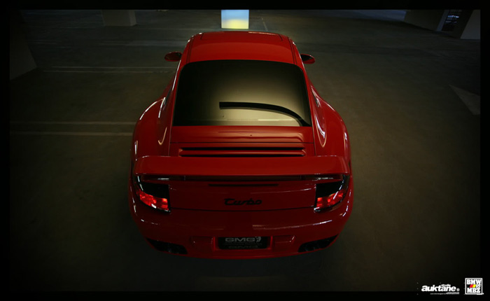 Porsche has been doing vehicle rear ends justice forever
