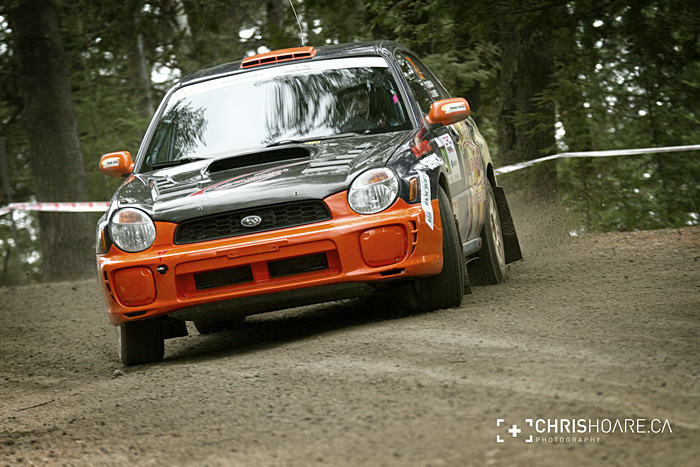 Chris went out the the 09 Rally of Tall Pines event and true to form took some great shots