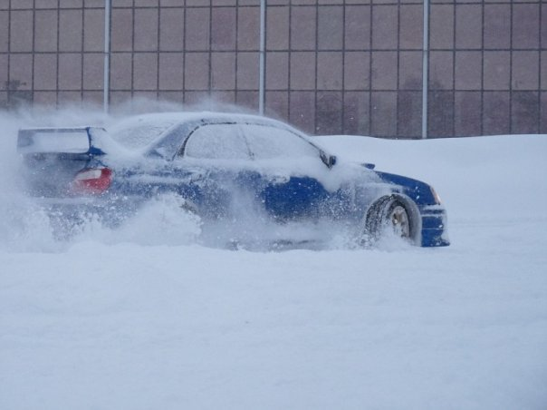 Winter Wednesdays: The beauty of all wheel drive