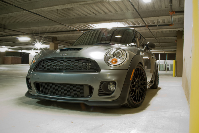 Featured Ride: Nathan's Mini