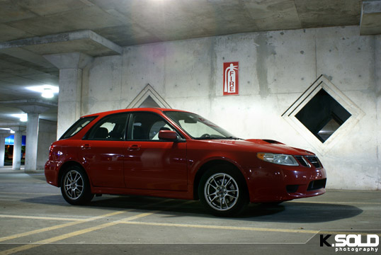 Saab 9-2X Aero For Sale