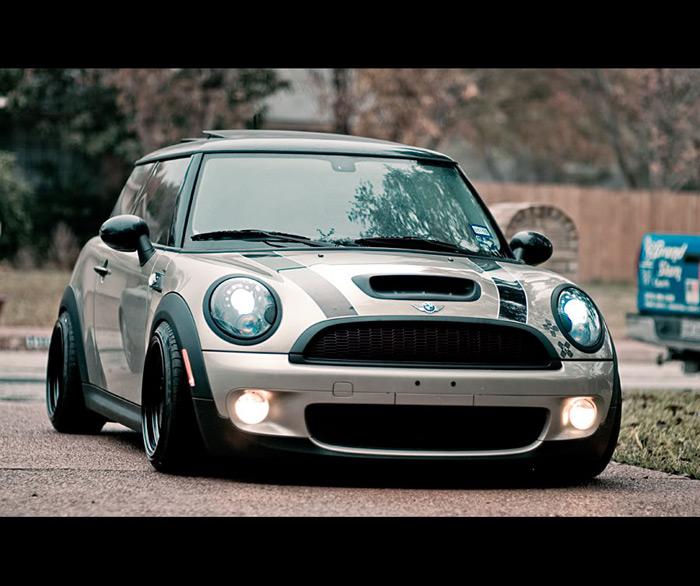 Mini Car Wallpaper: Mini Of Epic Proportions
