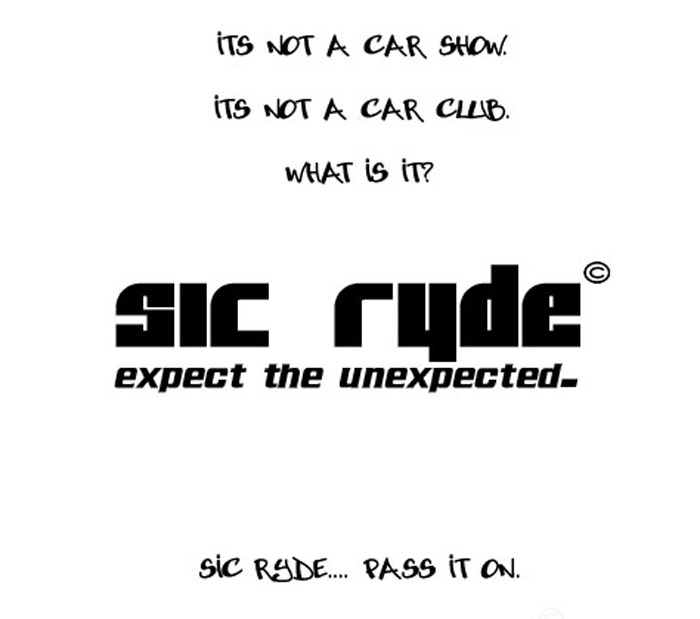 What is Sic Ryde: Importfest Contest