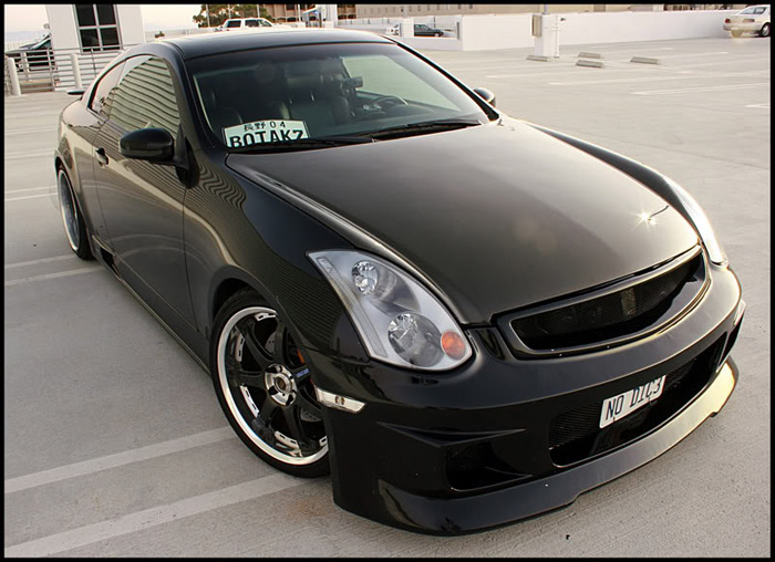 Featured Ride: Cungs G35
