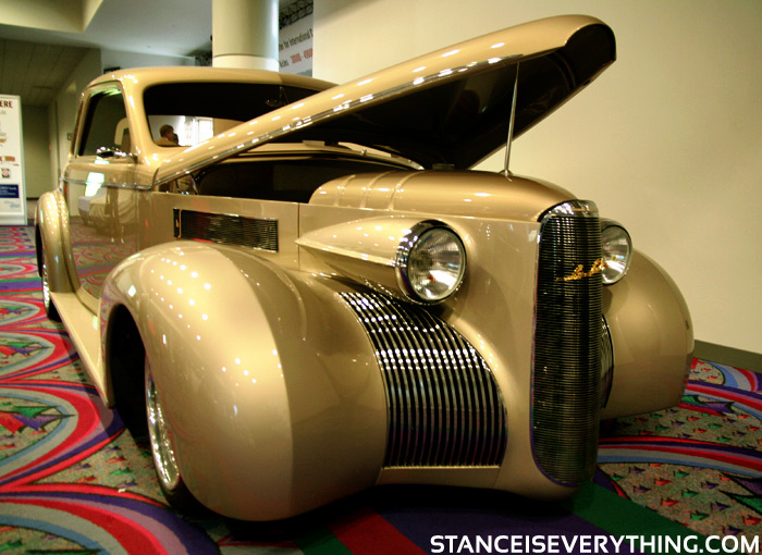 SEMA Showstopper: Gold Mines