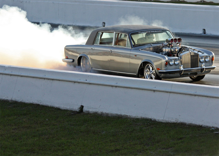 WTF Friday: The Silver Shadow