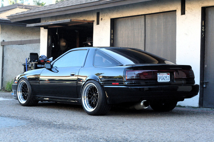 Toyota Supra Mk3 >> Theme Tuesdays: MKIII Supras - Stance Is Everything