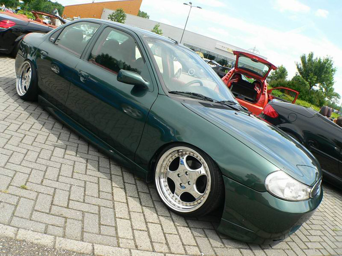 Funky cold Mondeo