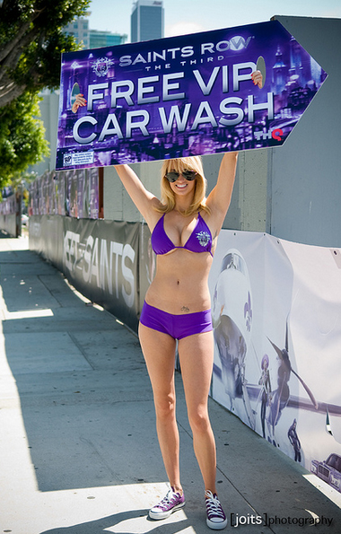 Guest Blog: Theme Tuesdays: At The Car Wash