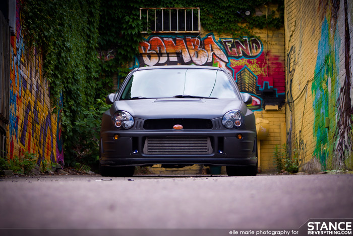 Featured Ride: Tim's Wrx
