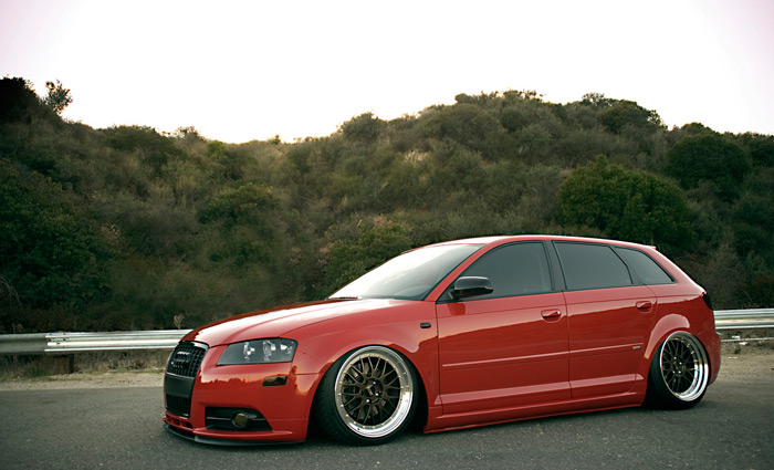 Stanced Audi A3 Www Pixshark Com Images Galleries With