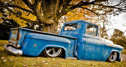 Featured Ride: Taylor'd Customs 57 Chevy 3200