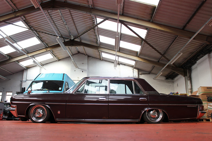 Theme Tuesdays: Non Traditional, Traditional Lowriders