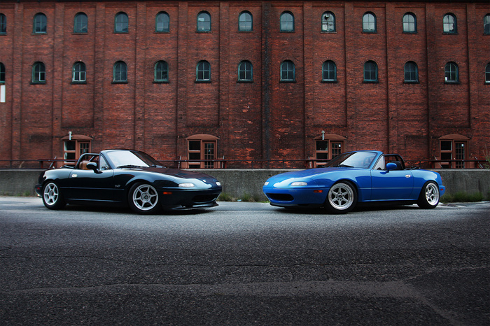 Theme Tuesdays: Miatas Part II