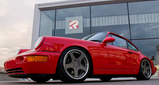 Featured Ride: Pfaff Tuning's 964