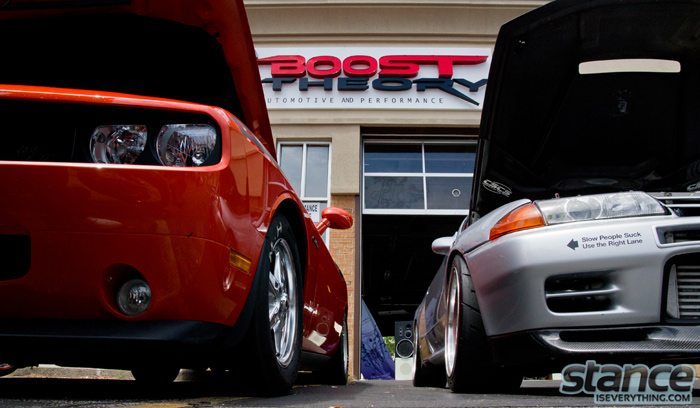 Event Coverage: Boost Theory Grand Opening