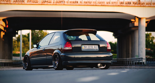 Featured Ride: Дима's Civic