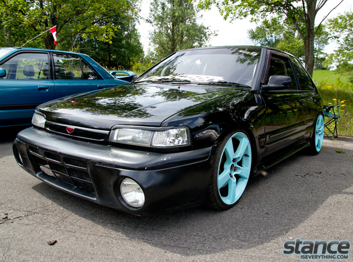 Event Coverage: Meeting Of Mazdas 2012