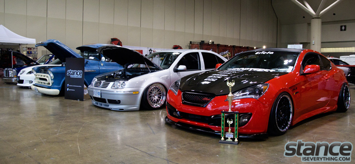 Stance Is Everything at Importfest 2012