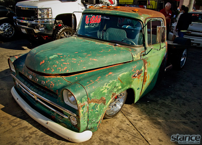 SEMA Showstopper: Juanky built 57