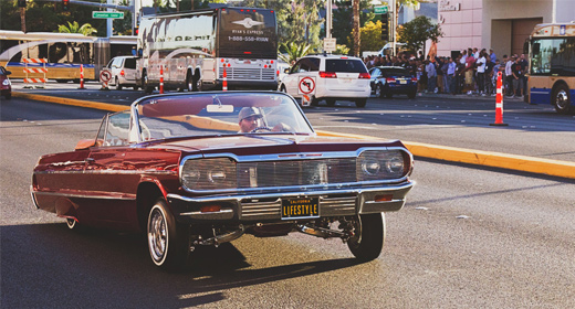 Event Coverage: SEMA 2012 Roll Out