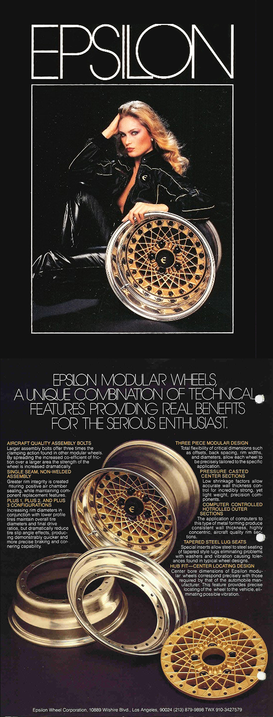 Theme Tuesdays  Vintage Aftermarket Performance Ads