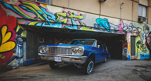 Featured Ride: Ruben's 64 Chevrolet Impala SS
