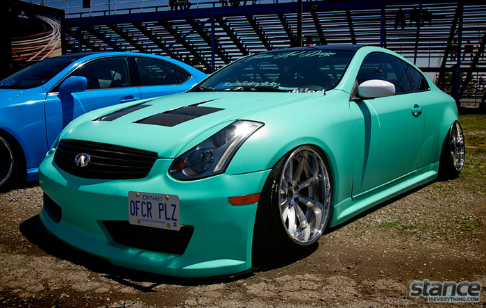 cscs_june_2nd_2013_show_and_shine_infinit_g35_wrapped_bagged_work