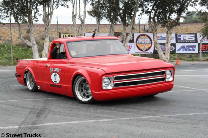 Chris Smith's C10 is one of my favorite competitive trucks