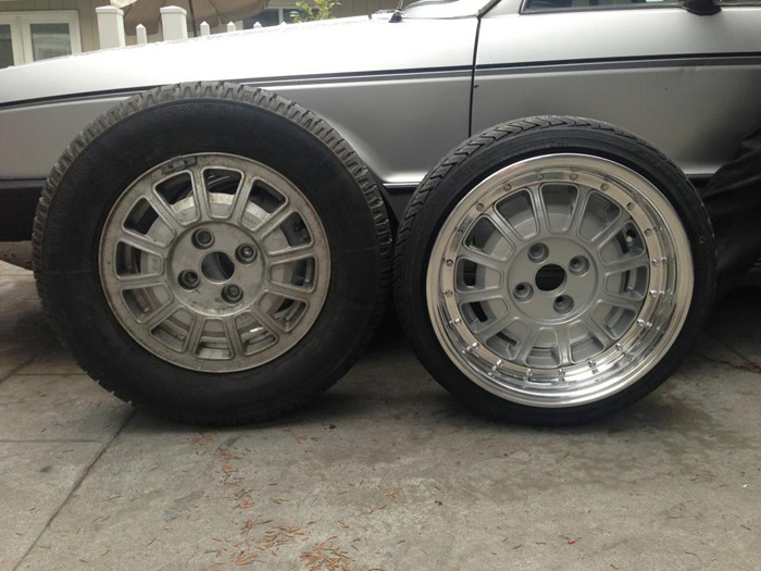 Theme Tuesdays: Split Wheel Conversions