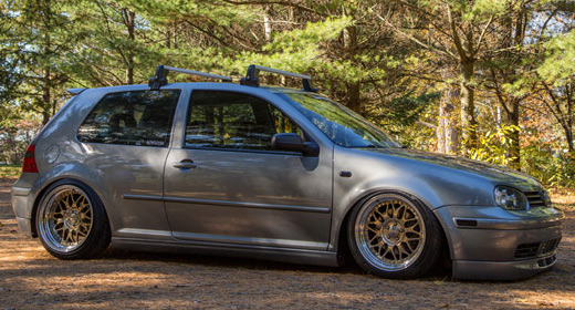 Featured Ride: Guillaume's GTI
